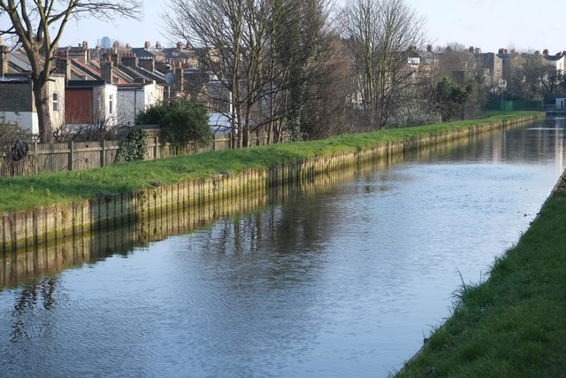 New River at Hornsey