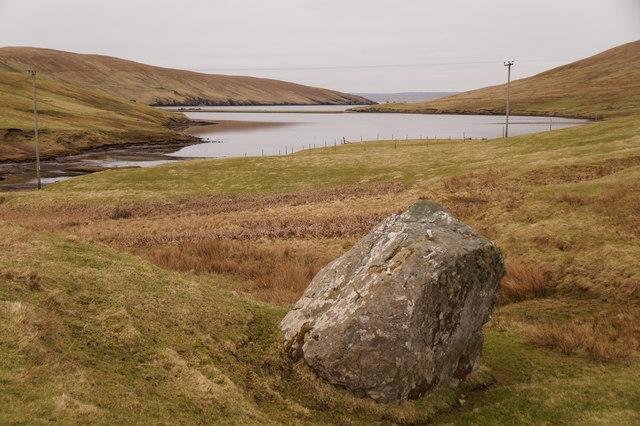 Loch of Queyfirth from Greystane