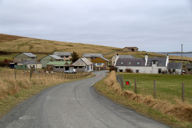 Runnadale, Ollaberry