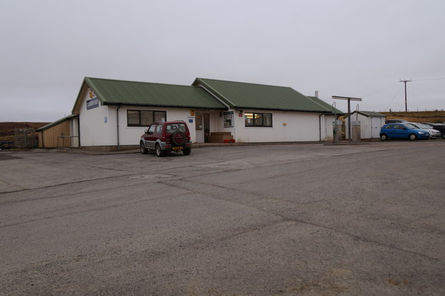Ollaberry Shop at Hogaland