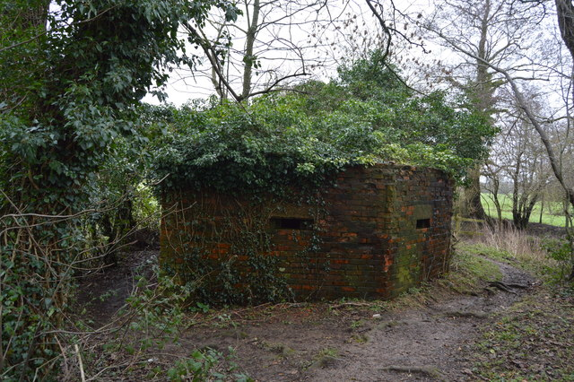 Pillbox, Ouse Valley