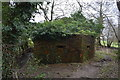 TQ4315 : Pillbox, Ouse Valley by N Chadwick