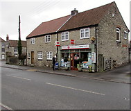 ST6976 : Pucklechurch Post Office by Jaggery
