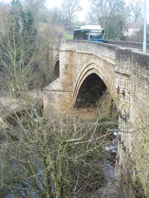 Newton Cap Bridge