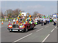 SD8400 : Manchester Irish Festival Parade Cheetham Hill Road by David Dixon