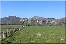SH5840 : Grassland near Bwlch-y-moch by Richard Hoare