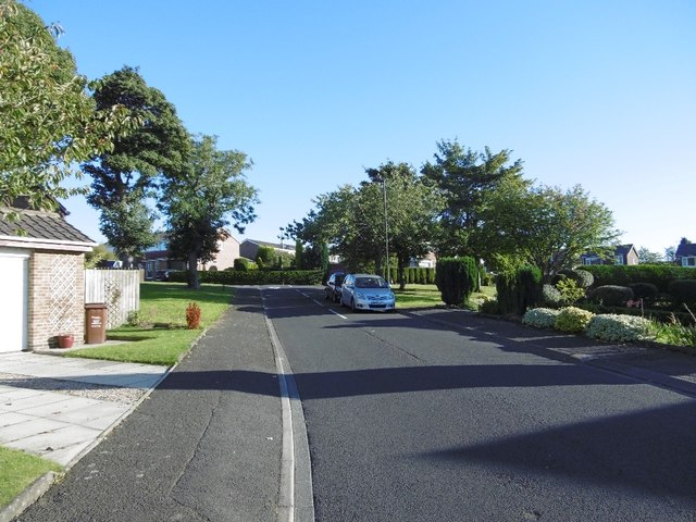 Coleyhill Close, North Walbottle