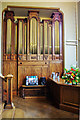 NT3366 : Water organ at Newbattle by Tiger