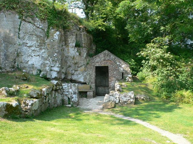 St Seiriol's Well,Penmon Priory