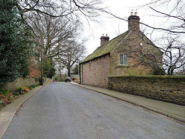 Church Lane, Worsbrough