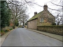 SE3402 : Church Lane, Worsbrough by Christine Johnstone