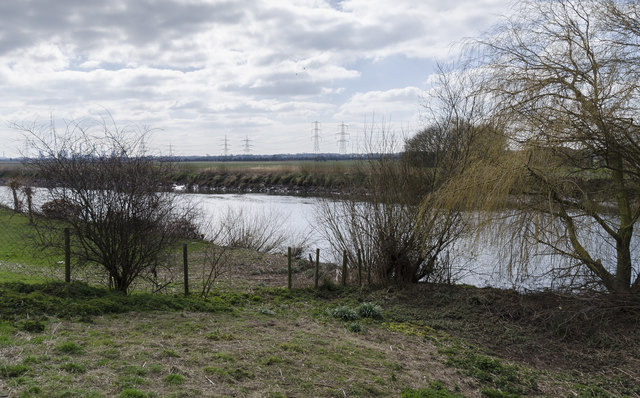 River Trent at Walkerith