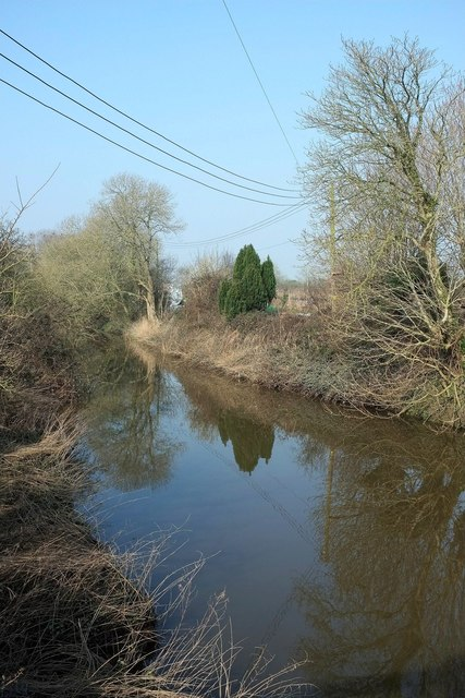 River Brue at Bason Bridge