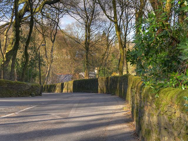 Smithills Croft Road