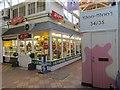 SP5106 : Shop near Moo-moo's by Bill Nicholls