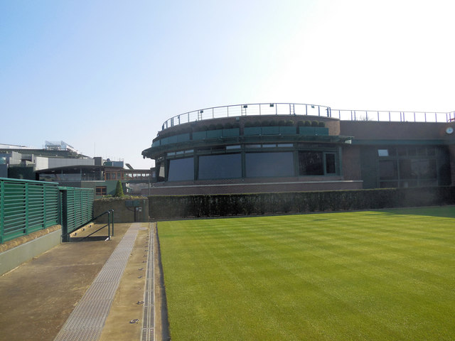 Media Centre, Wimbledon