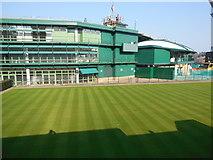 TQ2472 : Court 1 at Wimbledon by Paul Gillett