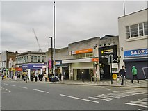 TQ3266 : West Croydon Station by Mike Faherty