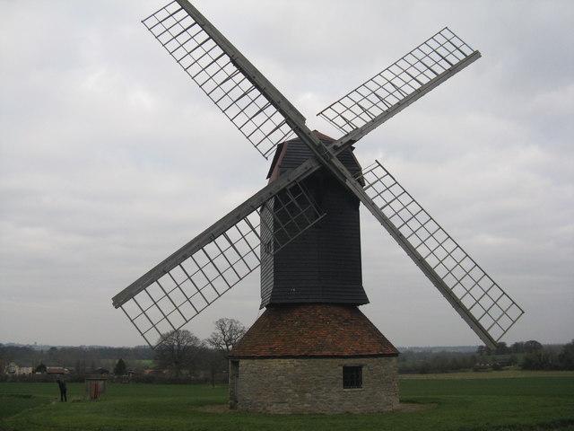 Stevington Windmill