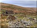 SD6718 : Higher Pasture Barn Farm (Ruins) by David Dixon