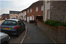 ST0107 : Cullompton : Swallow Way by Lewis Clarke