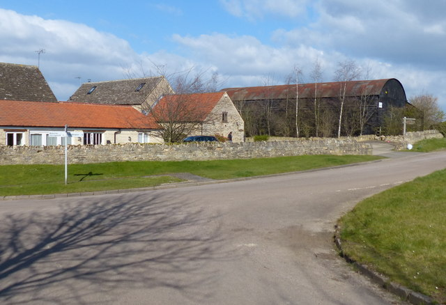 Manor House Farm in Wakerley