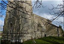 SP9599 : St John the Baptist Church, Wakerley by Mat Fascione