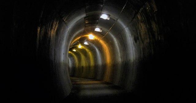 Thurgoland tunnel.
