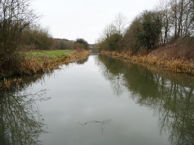 The former Worsbrough branch canal [upper level]