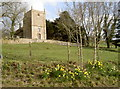 ST7069 : St Martin's in the Spring by Neil Owen