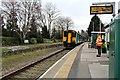 SH7871 : The 13.39 train for Blaenau Ffestiniog by Richard Hoare