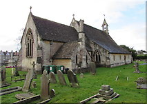 ST8893 : North side of St Saviour, Tetbury by Jaggery