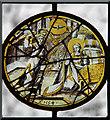 TM0514 : St Edmund, East Mersea - Roundel by John Salmon
