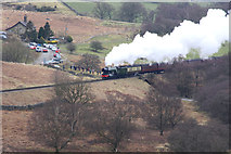 SE8499 : 60103 Flying Scotsman on the NYMR by JThomas