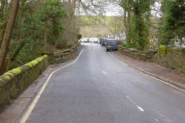 Stoneymeadow Road