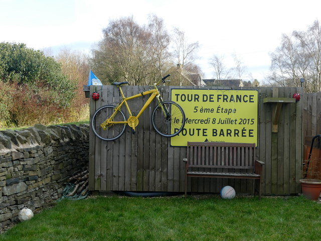 Tour de France souvenirs