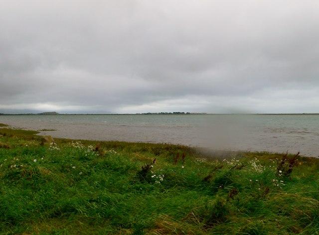 Foryd Bay
