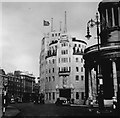 TQ2881 : BBC Broadcasting House, about 1937 by Alfred Thomson