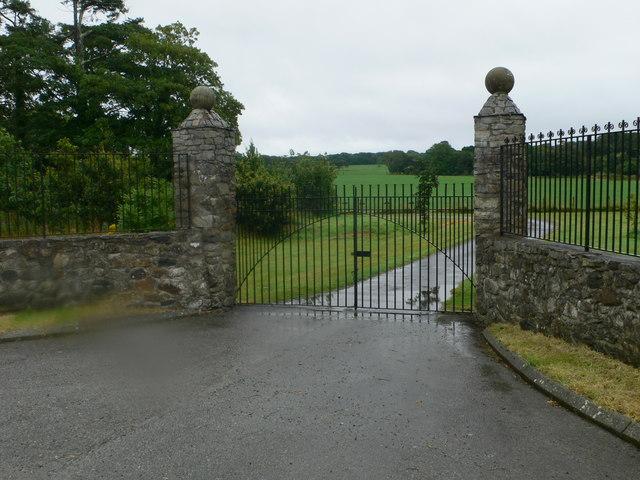 Gateway, Glynllifon Park