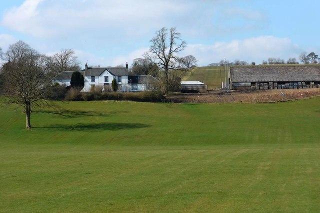 Laigh Netherfield Farm