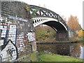 SP0487 : Junction Bridge 1-Rotton Park, Birmingham by Martin Richard Phelan