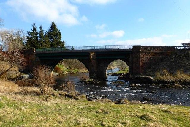Brown's Bridge over the Avon