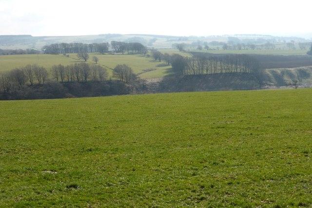 The Upper Avon Valley