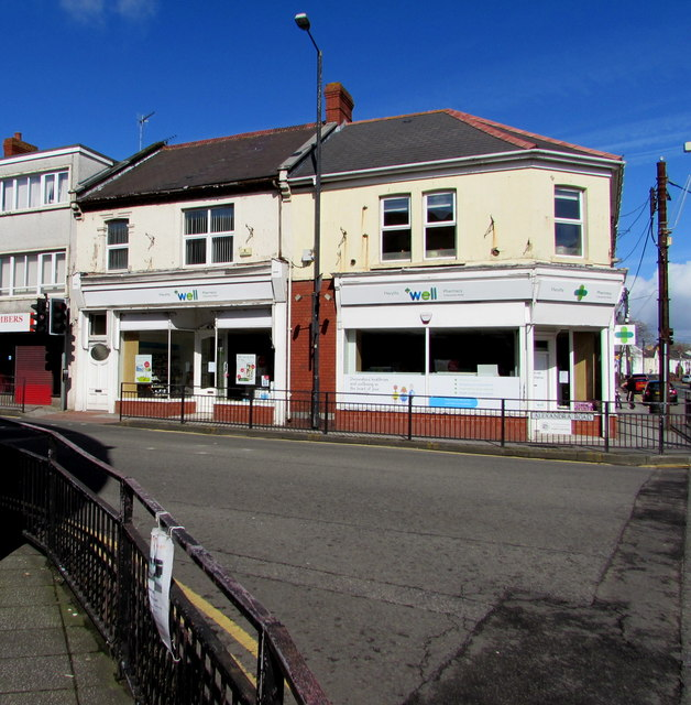 Well Pharmacy, Alexandra Road, Gorseinon