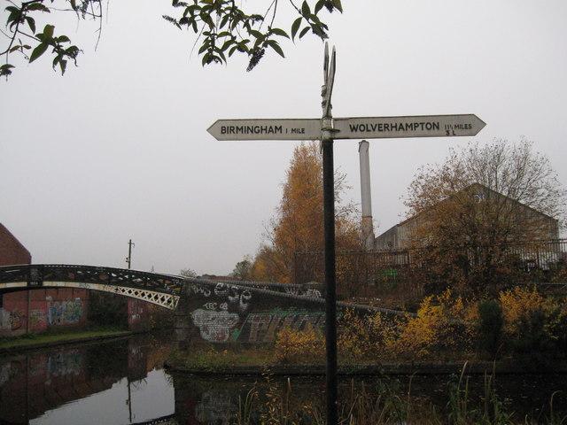 It points the way 2-Rotton Park, Birmingham