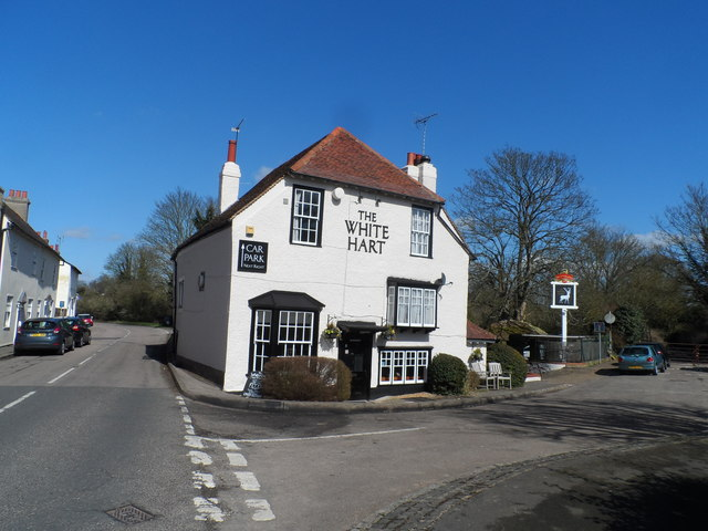 The White Hart Pub, Puckeridge