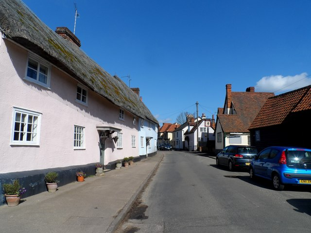 The Street, Braughing