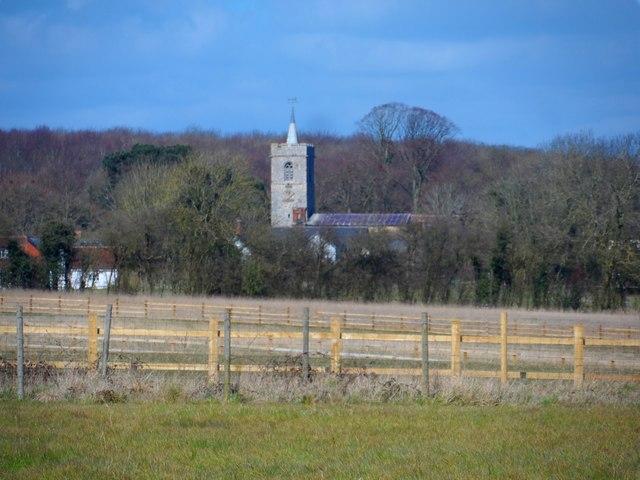 St Mary's church, Furneux Pelham