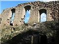 SE3651 : Castle on a rock by Stephen Craven