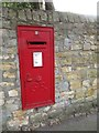 SK9872 : George V Post Box, Nettleham Road by Jonathan Thacker